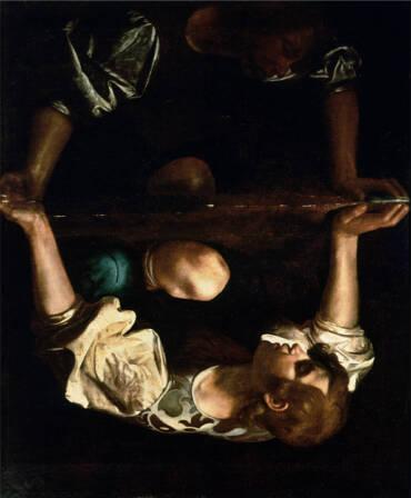 Audio description of Caravaggio