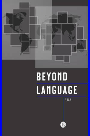 generic book cover for Volume 5 of the Beyond Language series